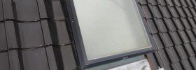 トップライト(天窓)からの雨漏り
