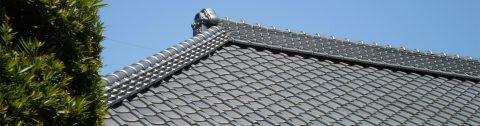 屋根修理・屋根リフォームは創業100余年で施工実績豊富な香取市佐原の加藤瓦店にお任せください。
