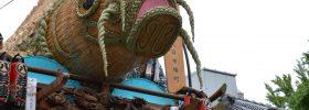 鯉。佐原の大祭