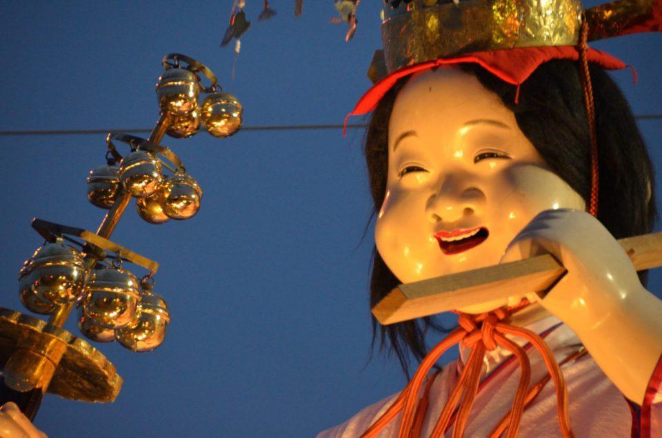 佐原の大祭夏祭り2017